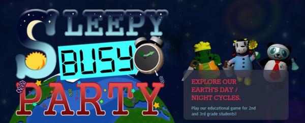 Sleepy Busy Party